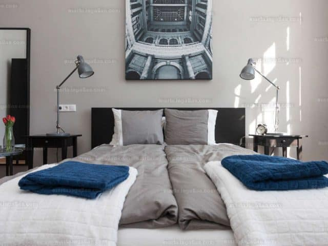Deluxe Blue Apartment - Basilica Apartments, Budapest