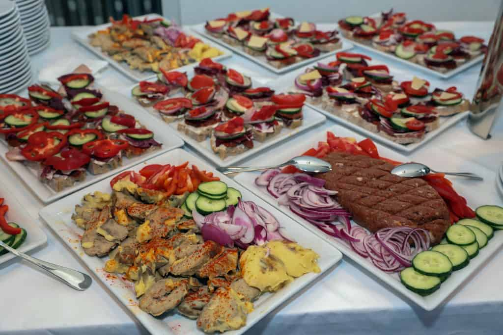 Catering - Hotel Anna, Budapest