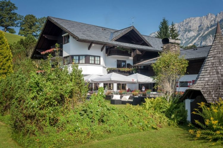 Sommer im Hotel Landhaus St. Georg in Gröbming